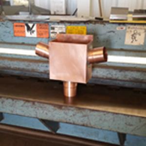 Custom Fabrications Hurricane Architectural Metals